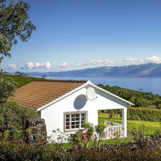 Holiday Home in the Azores from Private Island Pico