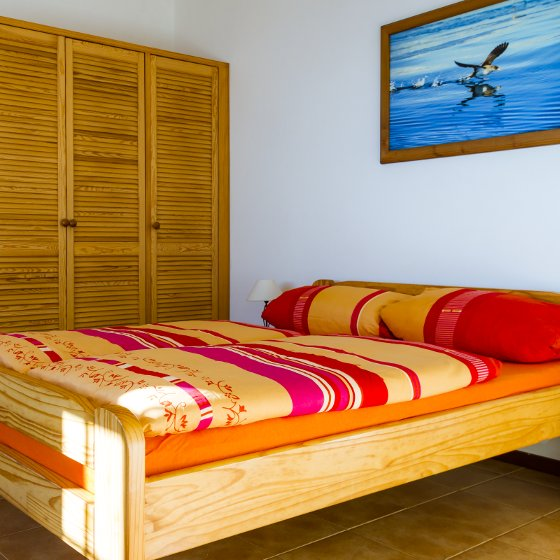 Holiday Home Pico Azores Casa Atlantico Bedroom